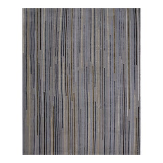 """Tiny Stripes"" Rug by Emma Gardner"