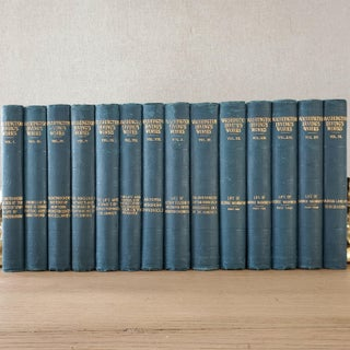 Washington Irving's Works Book Collection, Set of 14 Preview
