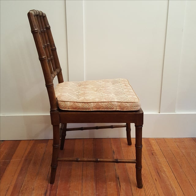 Kindel Chinese Chippendale Dining Chair - Set of 4 - Image 5 of 11