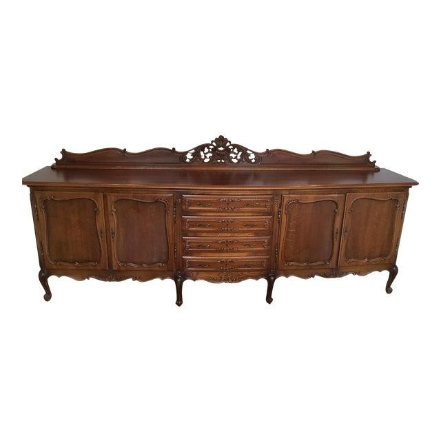 Antique Louis XV Buffet - Image 1 of 11