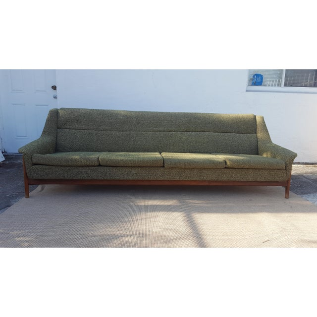"""Mid-Century Modern """" Dux """" of Sweden Sofa For Sale - Image 11 of 12"""
