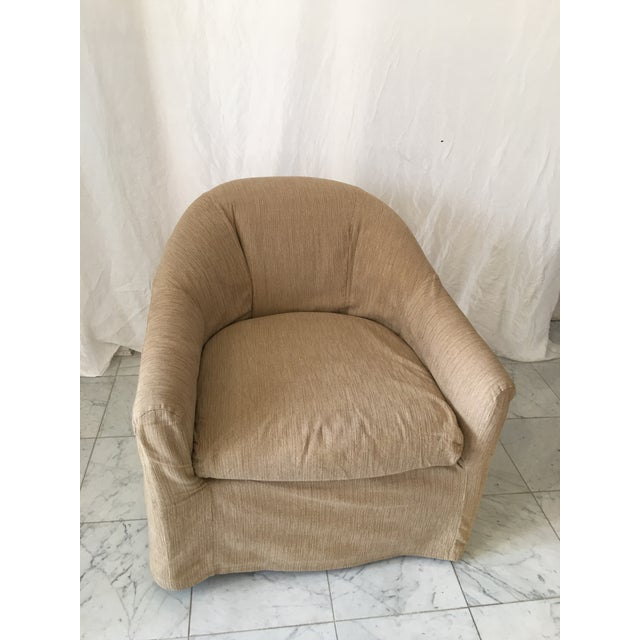 Terrific Selig Mid Century Modern Swivel Chair Creativecarmelina Interior Chair Design Creativecarmelinacom