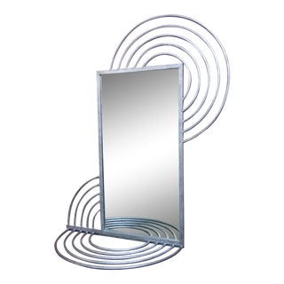 1980s Post Modern Mirror For Sale