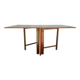 Bruno Mathsson 'Maria' Gate-Leg Extending Dining Table For Sale