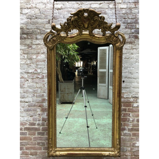 Special 19th Century Mirror From the South of France For Sale - Image 10 of 12