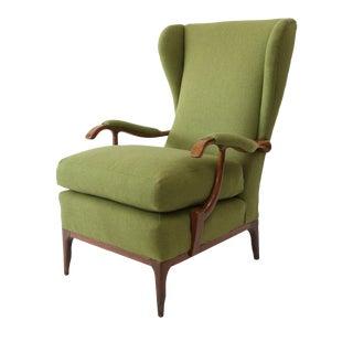 Mid-Century Paolo Buffa Lounge Chair
