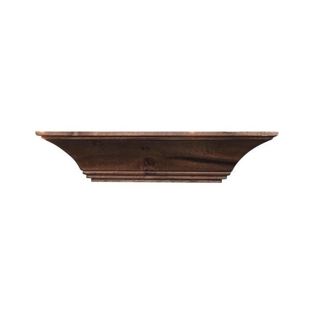 Crown Molding Floating Shelf For Sale