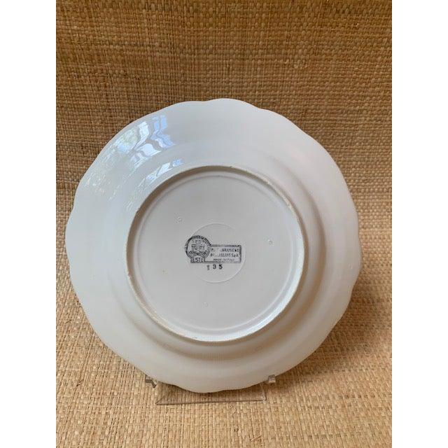 1970s 1970s Este Ceramiche Italy Trompe l'Oleil Plate For Sale - Image 5 of 8