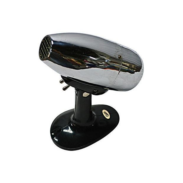 Oster Silver Wall Hanging Hairdryer - Image 3 of 5
