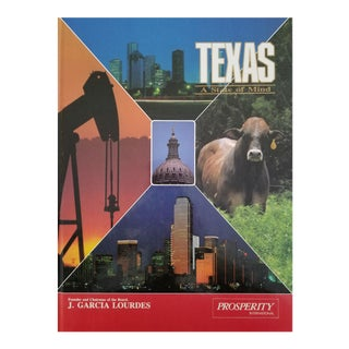 Texas: A State of Mind, Large Coffee Table Book