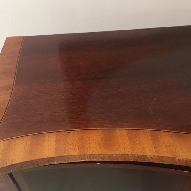 Antique Federal Style Inlaid Sideboard - Image 11 of 11