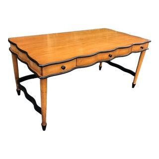 Rose Tarlow Biedermeier Designer Writing Table Desk For Sale