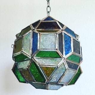 Mid-Century Moroccan Lantern Preview