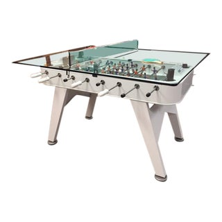 Ping-Pong Fooseball Dining Table