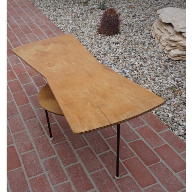 Mario Dal Fabbro Prototype Coffee Table by Mario Dal Fabbro For Sale - Image 4 of 9