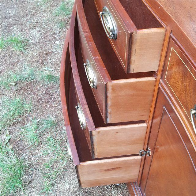 George Flint & R.J. Horner Co. Credenza For Sale - Image 7 of 7