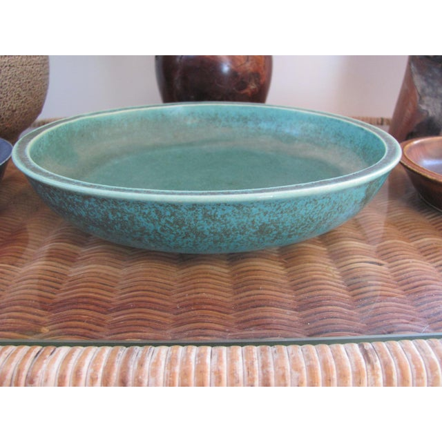 Saxbo 20th Century Rustic Saxbo Eva Staehr Nielsen Ceramic Nesting Bowls - Set of 3 For Sale - Image 4 of 13