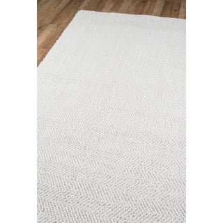"Erin Gates by Momeni Ledgebrook Washington Ivory Hand Woven Area Rug - 3'9"" X 5'9"" Preview"
