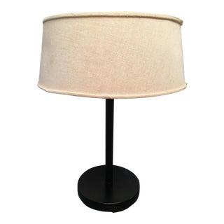 Koch & Lowy Mid Century Industrial-Style Table Lamp