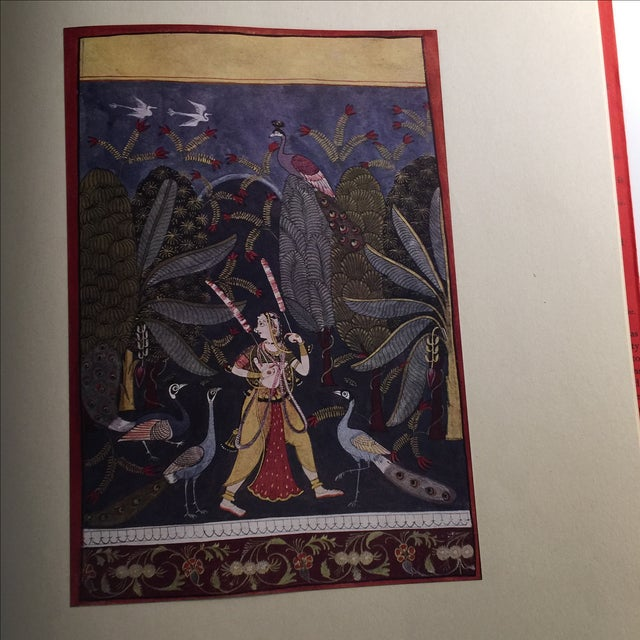 Central Indian Painting For Sale In New York - Image 6 of 8