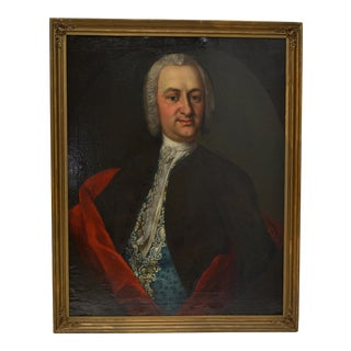 Portrait of a Gentleman by A. Sadeler For Sale