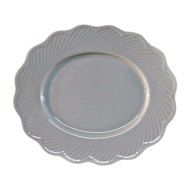 Dansk White Portugal Oval Candy Plate - Image 1 of 7