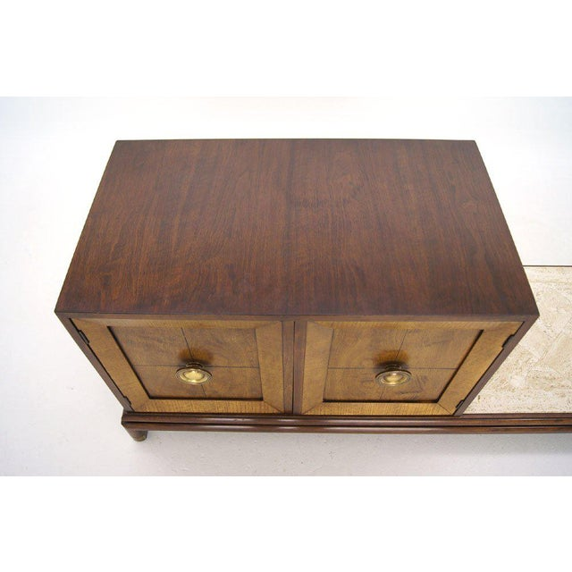 Renzo Rutily Mid-Century Modern Credenza For Sale - Image 9 of 9