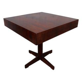 Brazilian Jacaranda Side Table For Sale