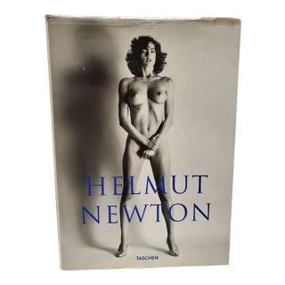 2009 Helmut Newton, Sumo. Revised Book by June Newton For Sale