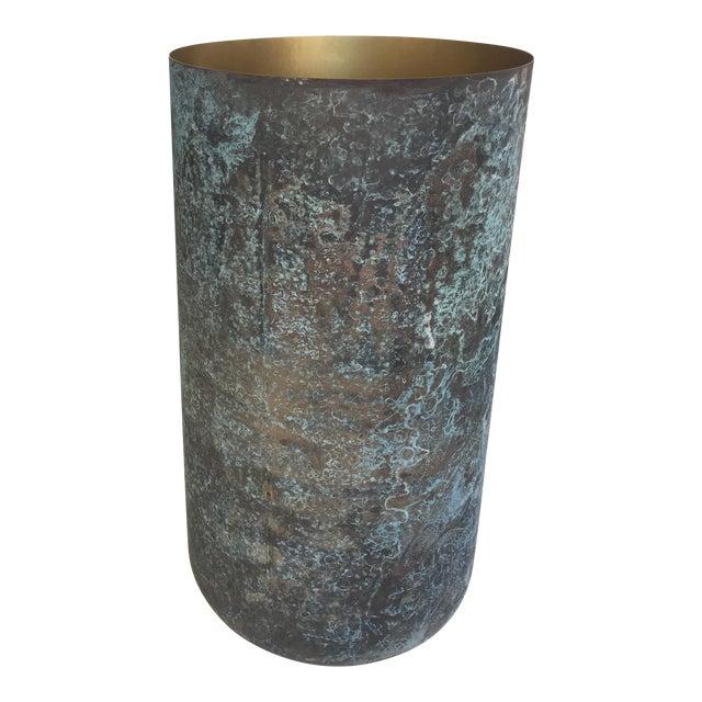 BoConcept New Oxidized Vases - Metal For Sale