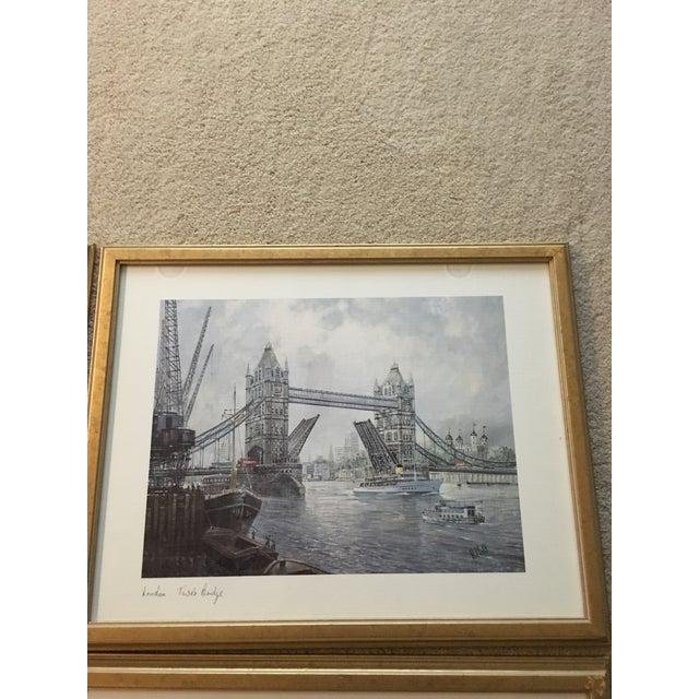 H.Moss Vintage London Prints - Set of 4 - Image 4 of 11