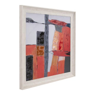 Abstract Study 1 Artwork, Framed by Kenneth Ludwig Chicago For Sale