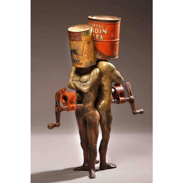 "Figurative 2015 Steven Michael Beck ""Can We Talk"" Models For Sale - Image 3 of 6"
