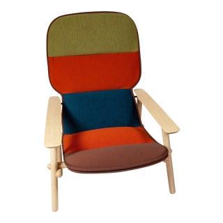 Modern Patricia Urquiola Moroso Lilo Lounge Chair For Sale