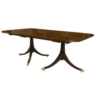 Georgian Style Mahogany Dining Table
