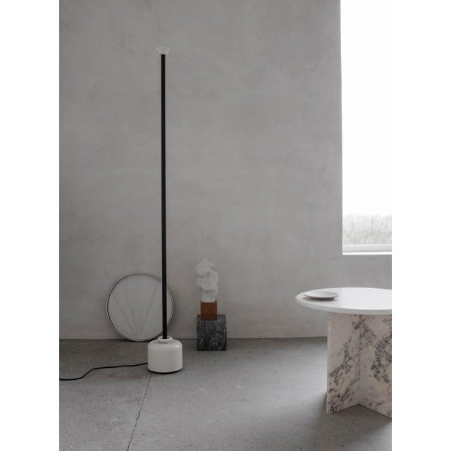 Not Yet Made - Made To Order Model 1095' Floor Lamp by Gino Sarfatti For Sale - Image 5 of 9