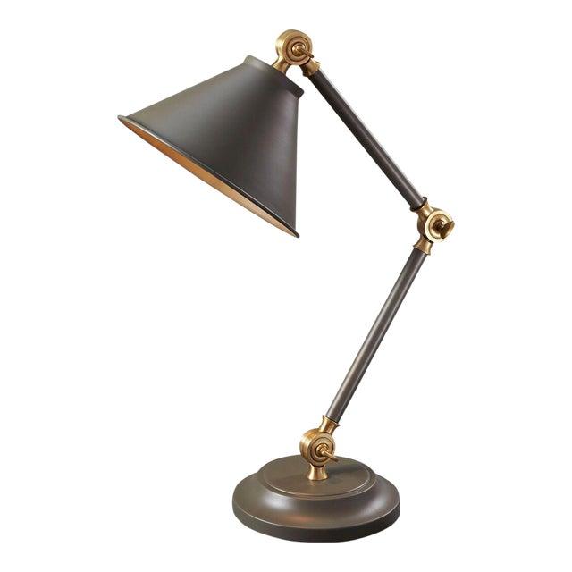Provence Element Grey Mini Table Lamp - Image 1 of 3