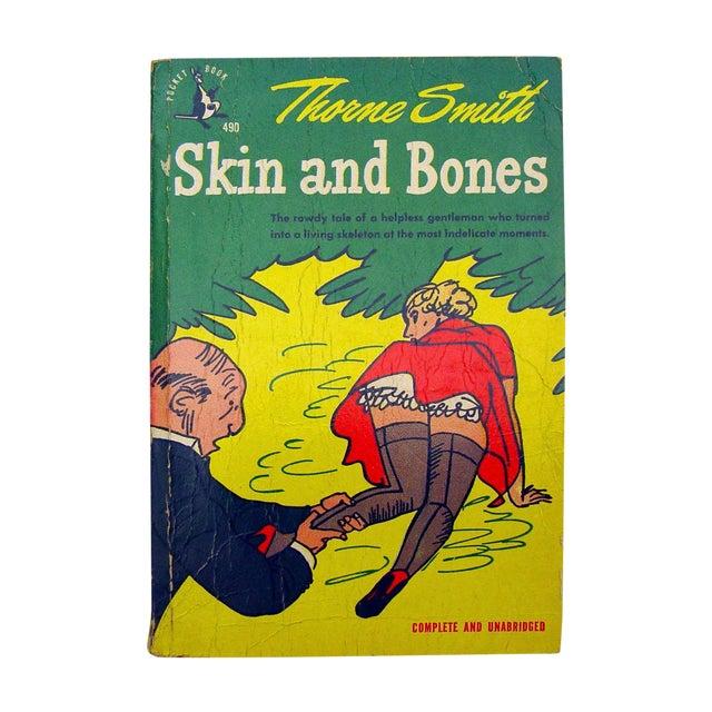 Mid-Century 1948 'Skin & Bones' Book For Sale
