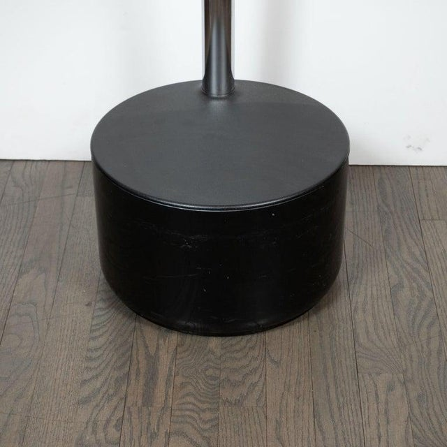 Mid-Century Modern Lucci & Orlandini for Velca Legnano Modern Stools - Set of 4 For Sale - Image 9 of 12