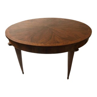 1880s English Regency Dining Table For Sale