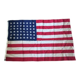 Vintage 48 Star American Flag For Sale