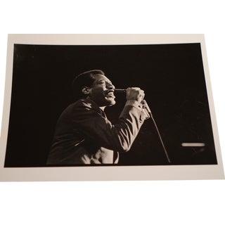 Jim Marshall Photo of Otis Redding For Sale