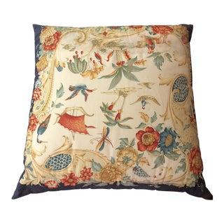 Huge Salvatore Ferragamo Pillow For Sale