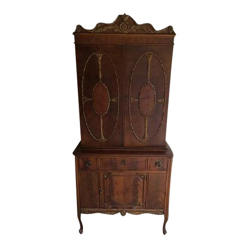 Batesville Vintage Wooden Cabinet - Image 1 of 8