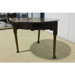 1900s Traditional Round Cricket Table Preview