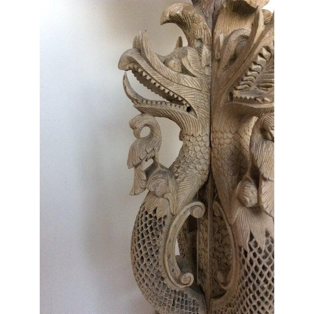 Vintage Anglo Indian Pedestal - Image 4 of 9