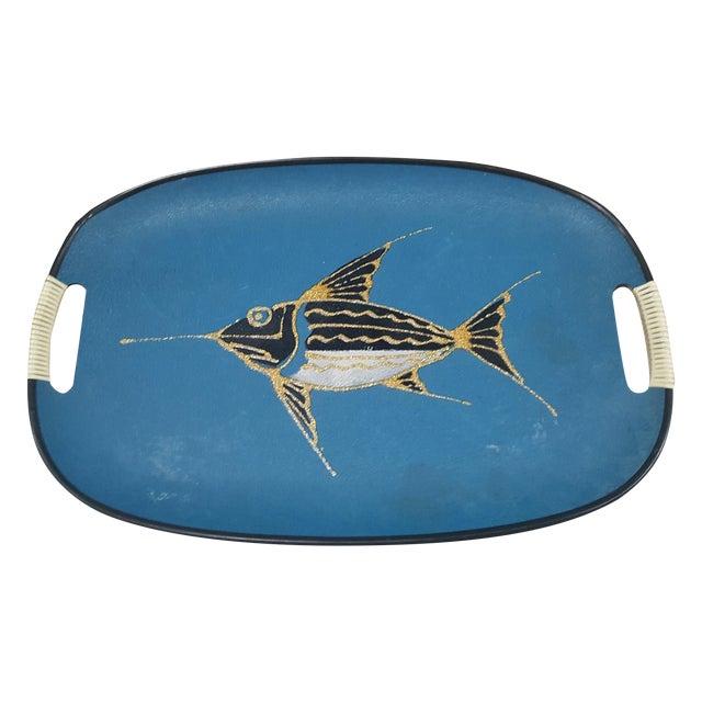 Japanese Swordfish Tray - Image 1 of 3