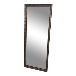 Antique Decorative Hallway Mirror W/Hanging Tassel