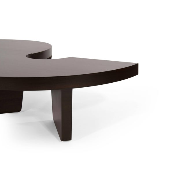 Mahogany Harvey Probber Nucleus Coffee Table, 1952 For Sale In New York - Image 6 of 10