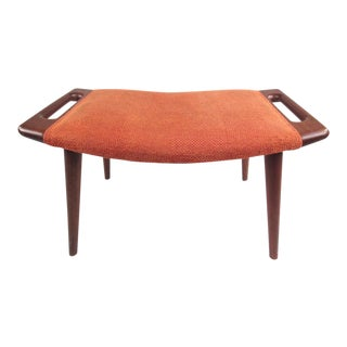 "Hans Wegner ""Papa Bear"" Foot Stool"
